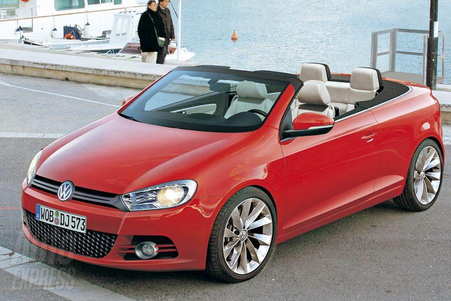 VW Passat Cabrio photo 07