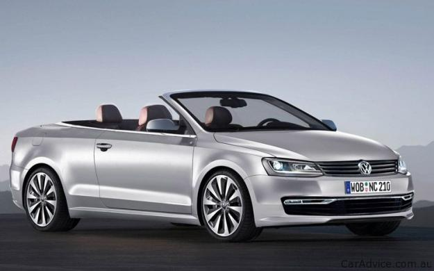 VW Passat Cabrio photo 09
