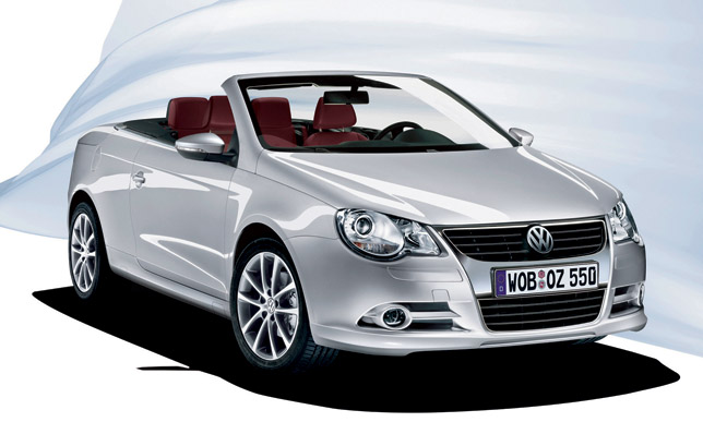 VW Passat Cabrio photo 13