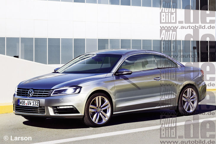 VW Passat Cabrio photo 14
