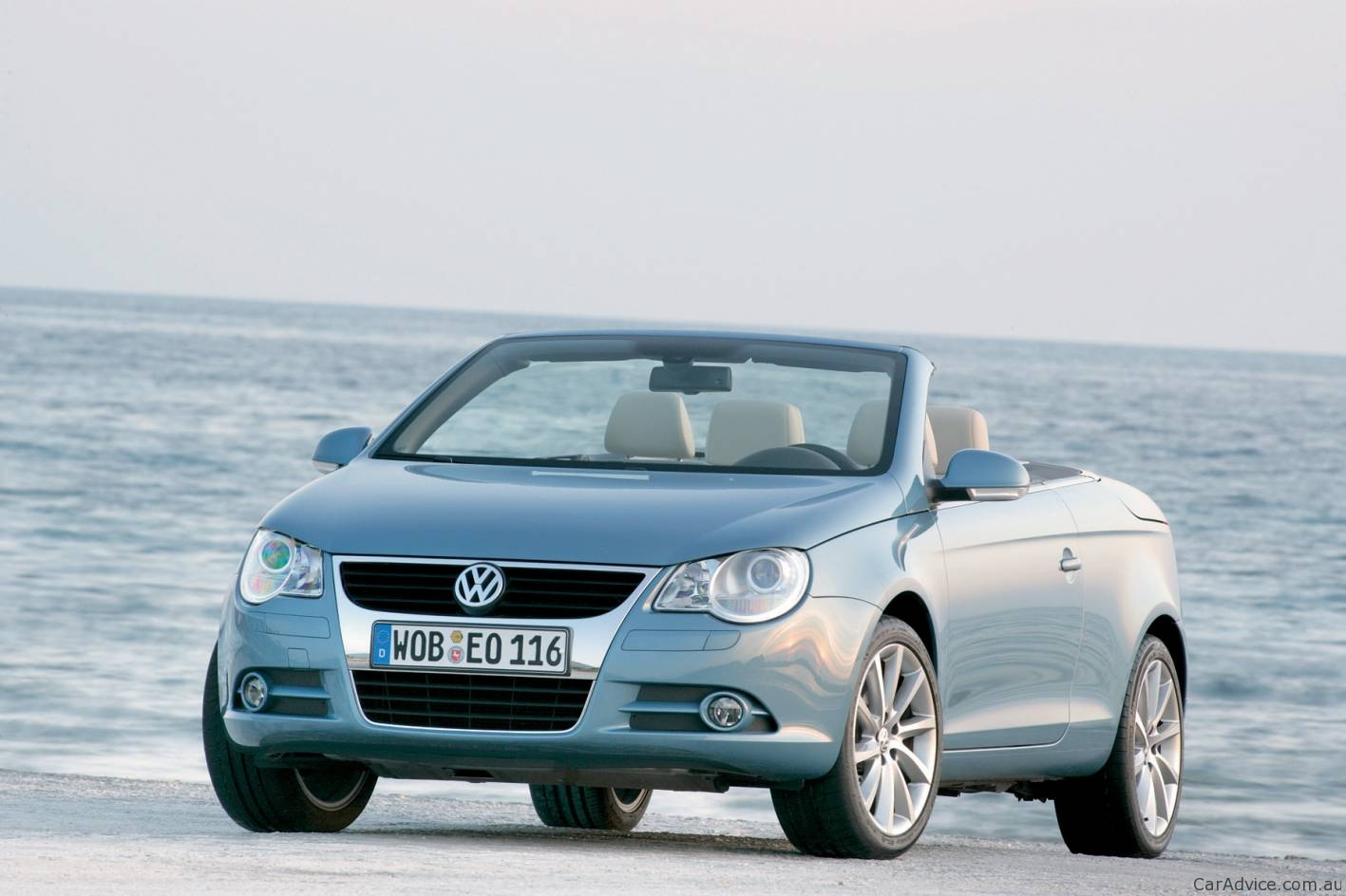 VW Passat Cabrio photo 16