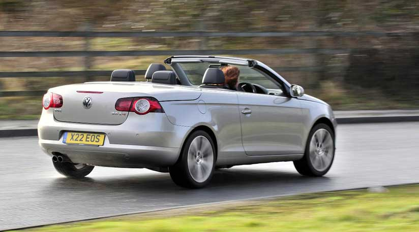 VW Passat Cabrio photo 17