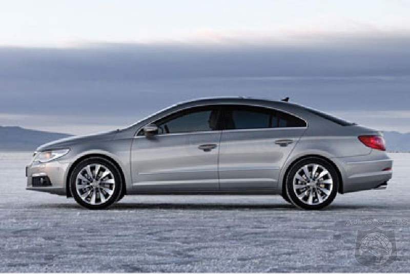 VW Passat Coupe photo 01