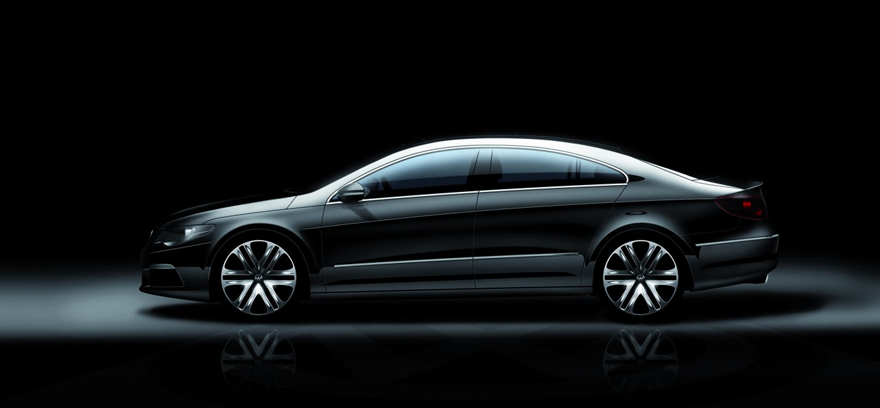 VW Passat Coupe photo 03