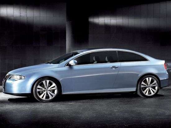 VW Passat Coupe photo 05