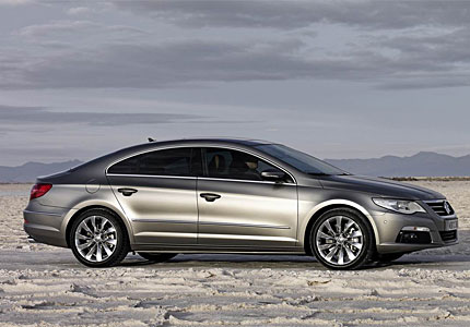 VW Passat Coupe photo 10