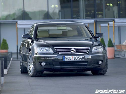 VW Phaeton V6 TDI 3.0 photo 04