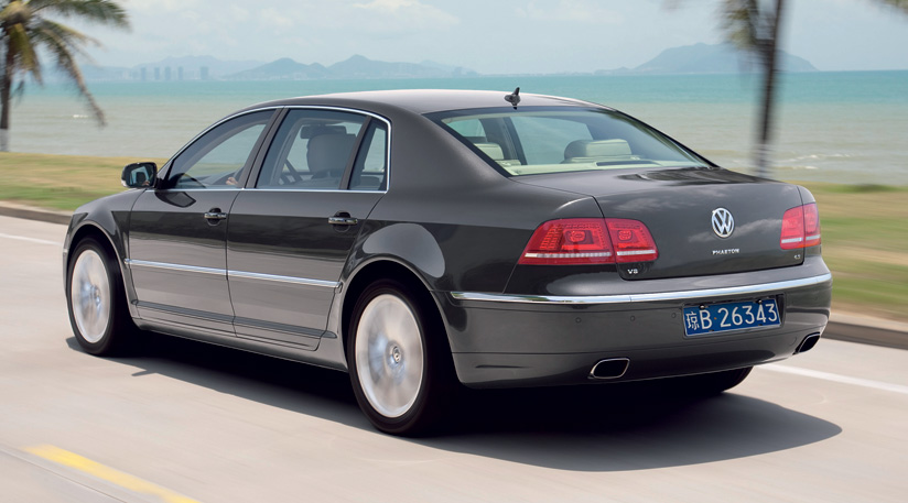 VW Phaeton V6 TDI 3.0 photo 06