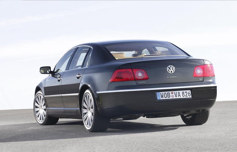 VW Phaeton V6 TDI 3.0 photo 07