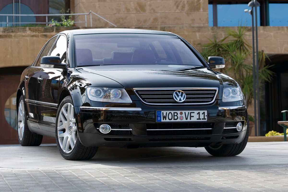 VW Phaeton V6 TDI 3.0 photo 08