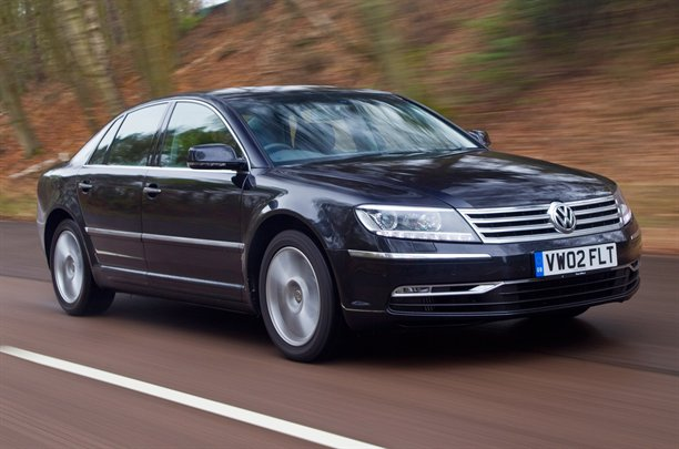 VW Phaeton V6 TDI 3.0 photo 11