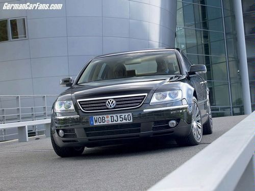 VW Phaeton V6 TDI 3.0 photo 12