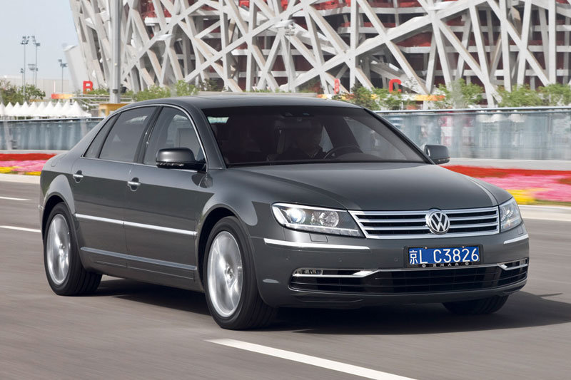 VW Phaeton V6 TDI 3.0 photo 16