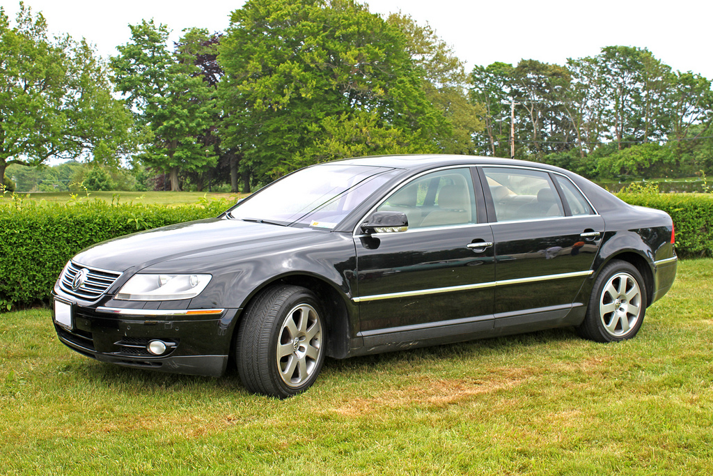 VW Phaeton W12 6.0 photo 06