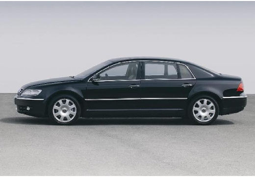 VW Phaeton W12 6.0 photo 15