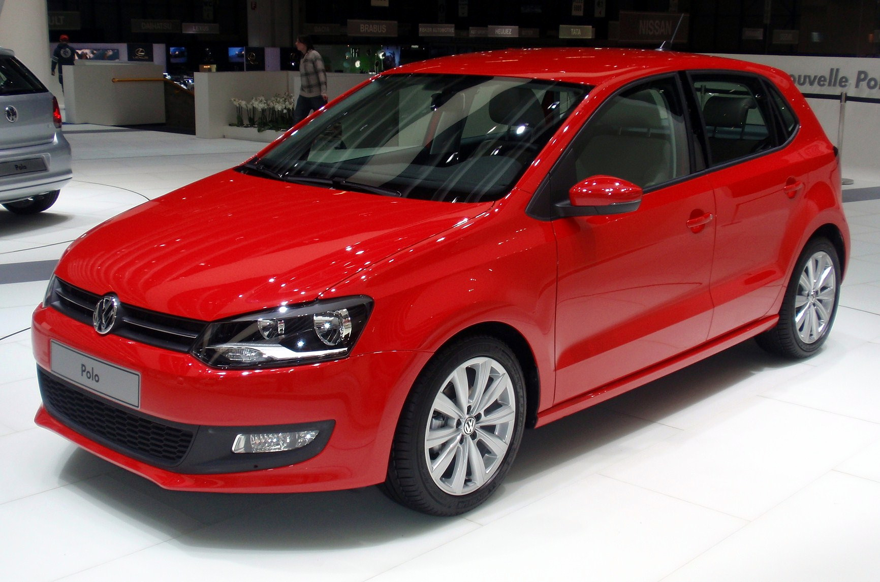 VW Polo photo 01