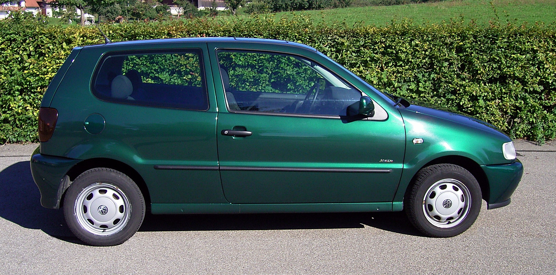 VW Polo photo 05