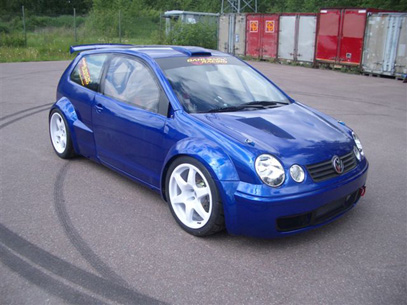 VW Polo photo 08