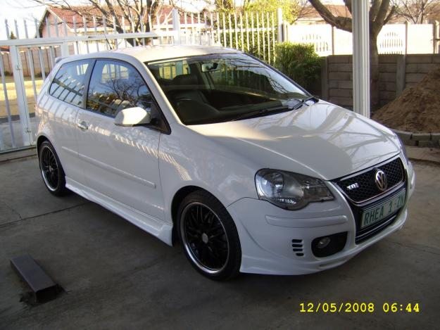 vw polo 1 9 tdi technical details history photos on better parts ltd. Black Bedroom Furniture Sets. Home Design Ideas