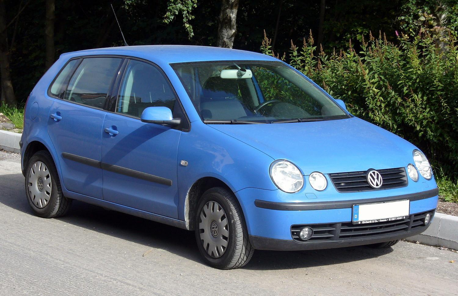 VW Polo photo 12