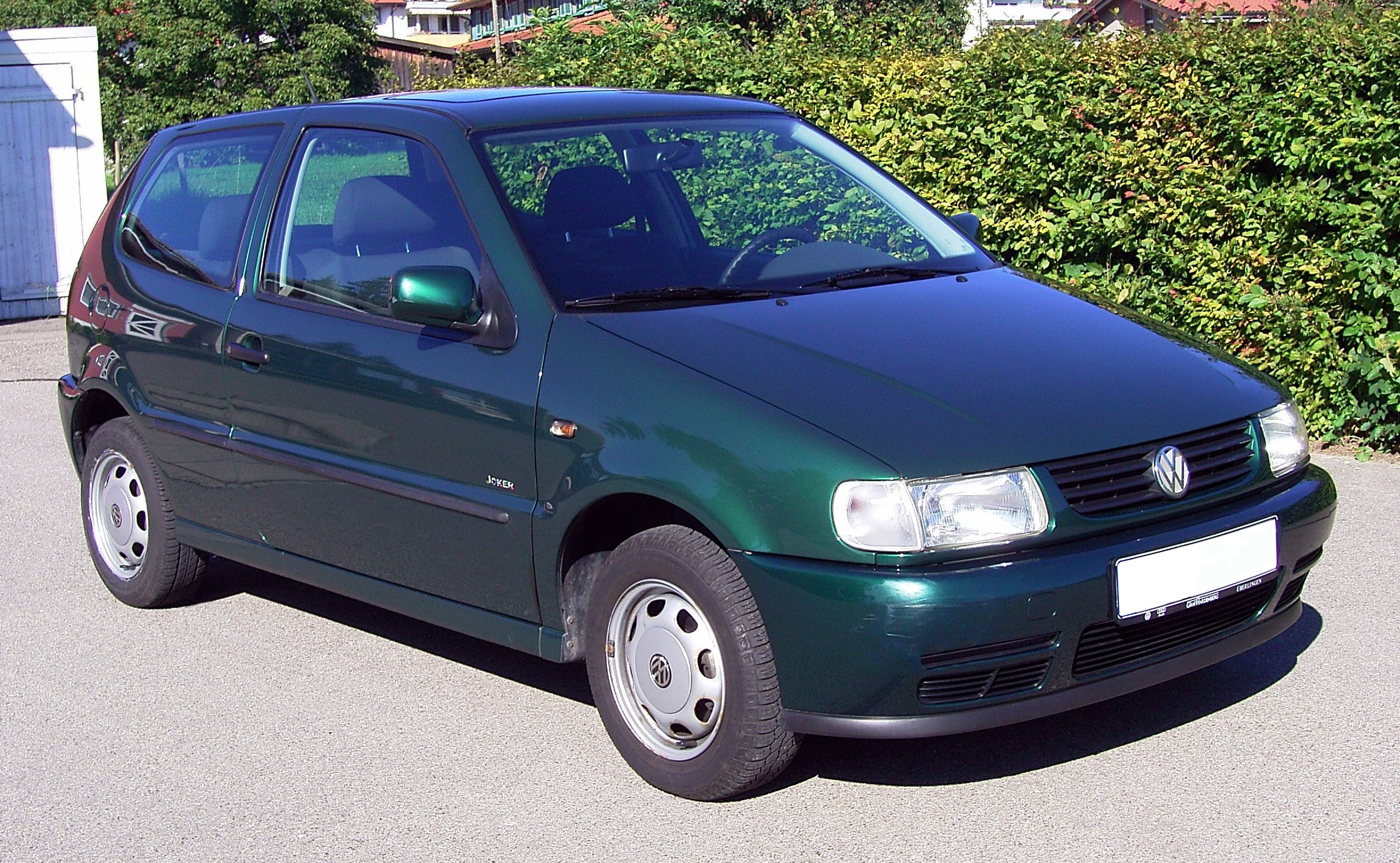 VW Polo photo 14
