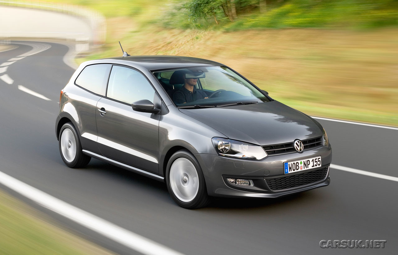 VW Polo photo 16