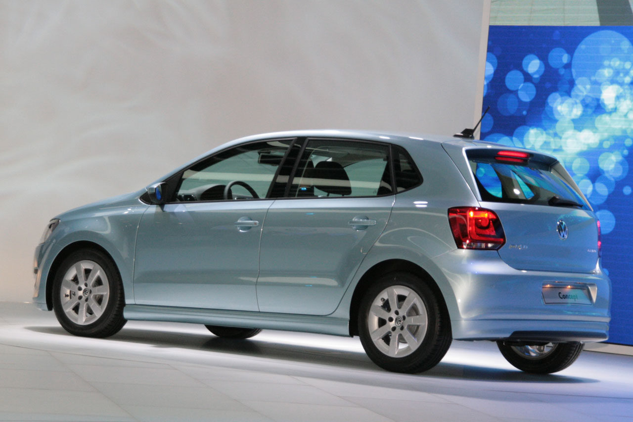 Vw Polo Bluemotion Technical Details History Photos On