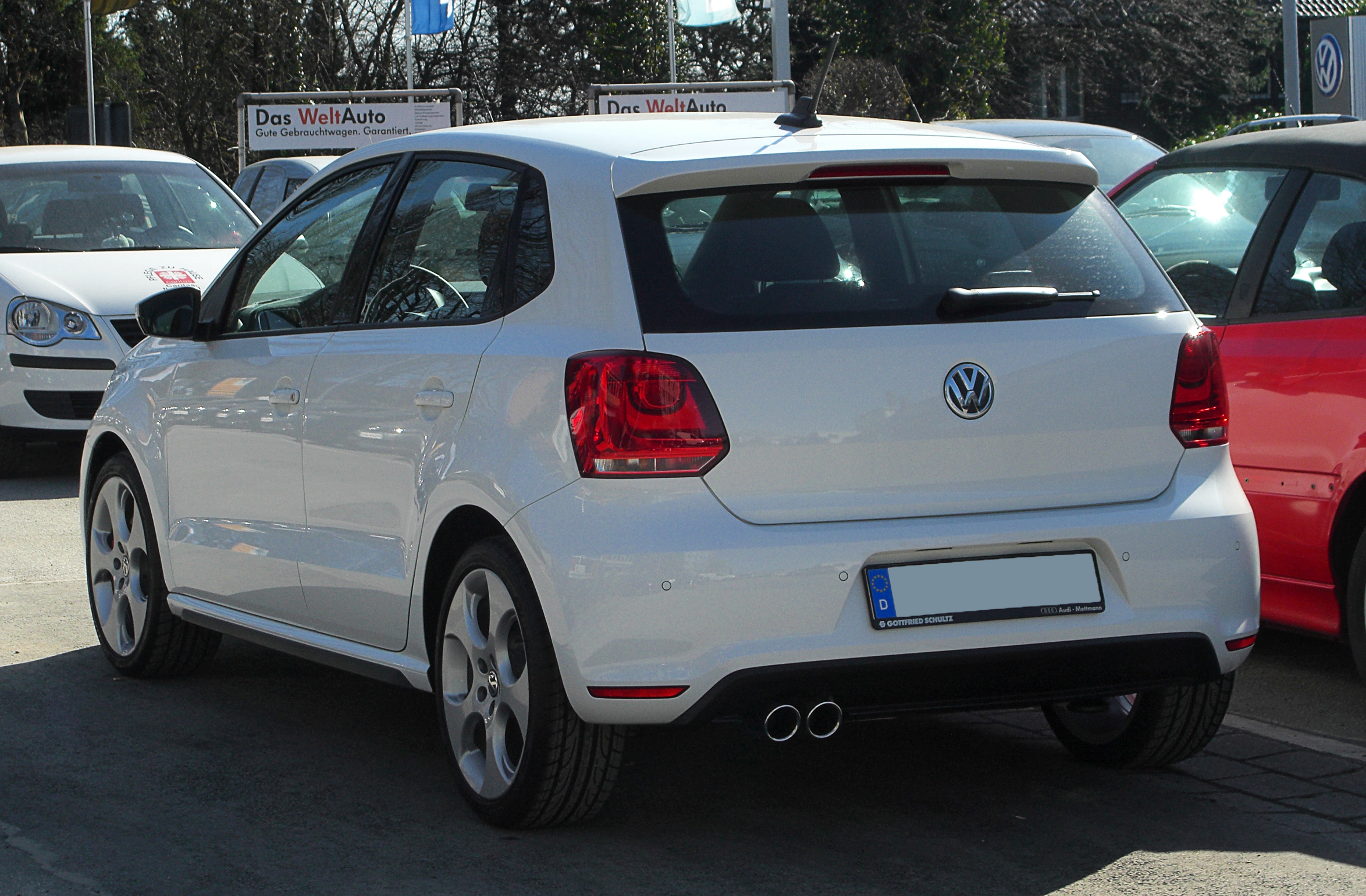 VW Polo GTI image #15