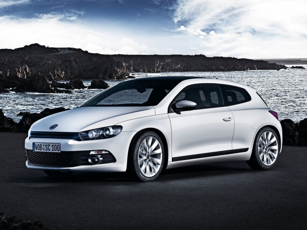 VW Scirocco photo 07