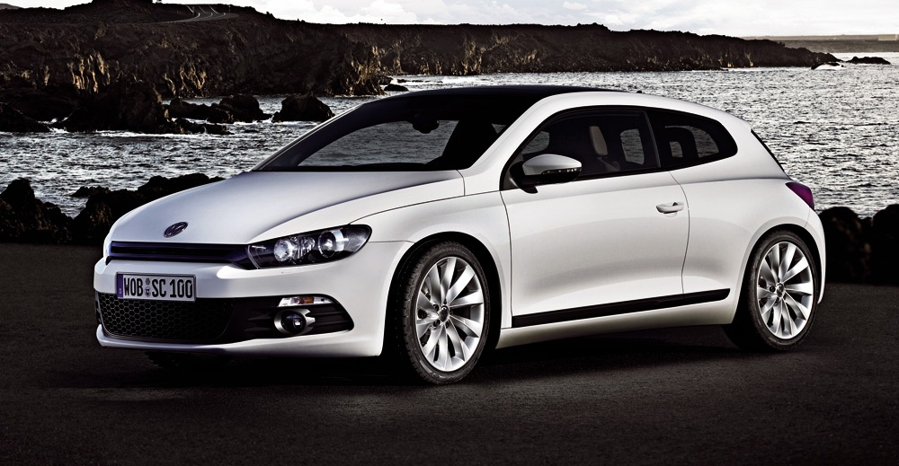 VW Scirocco photo 08