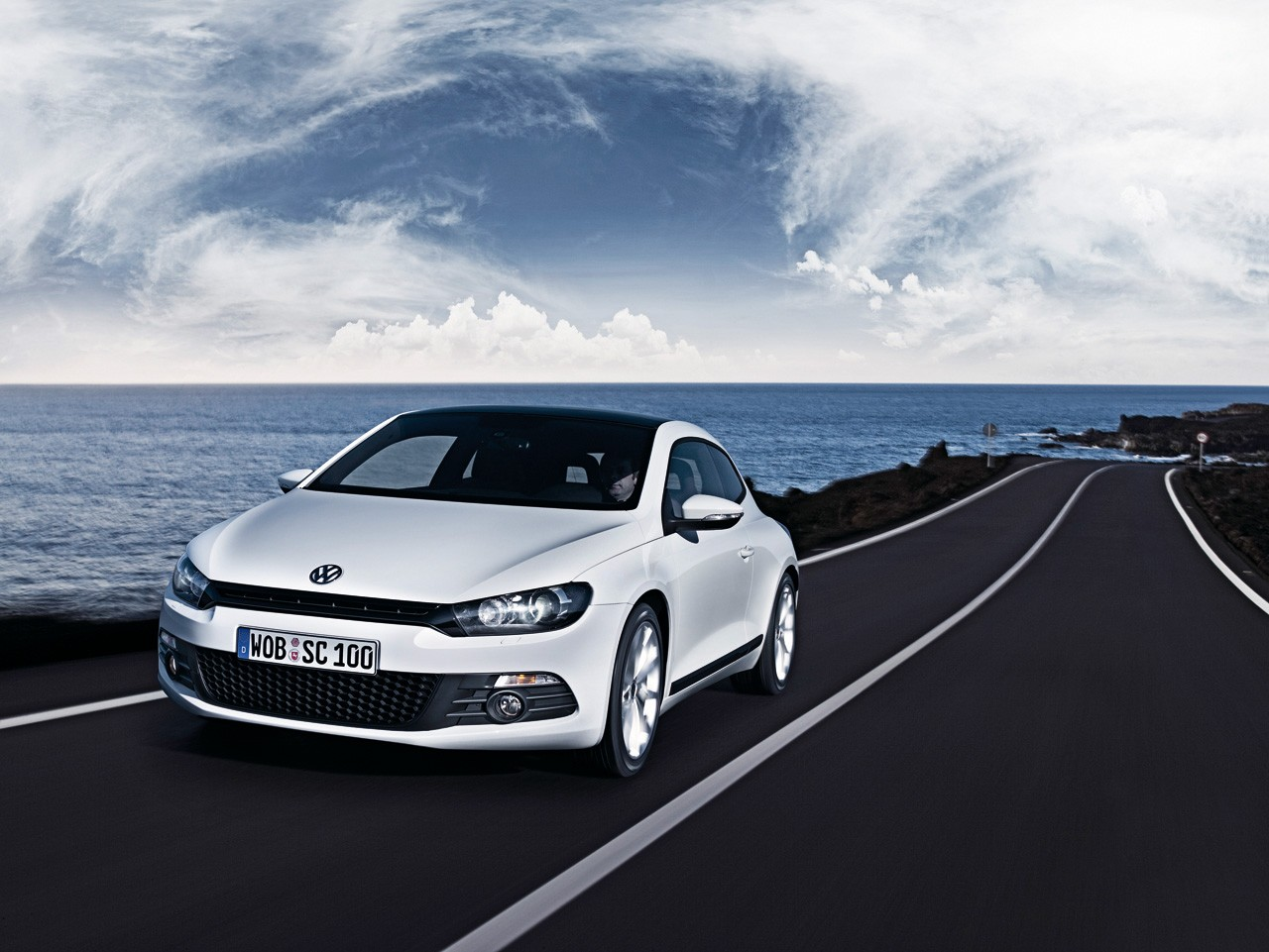 VW Scirocco photo 09