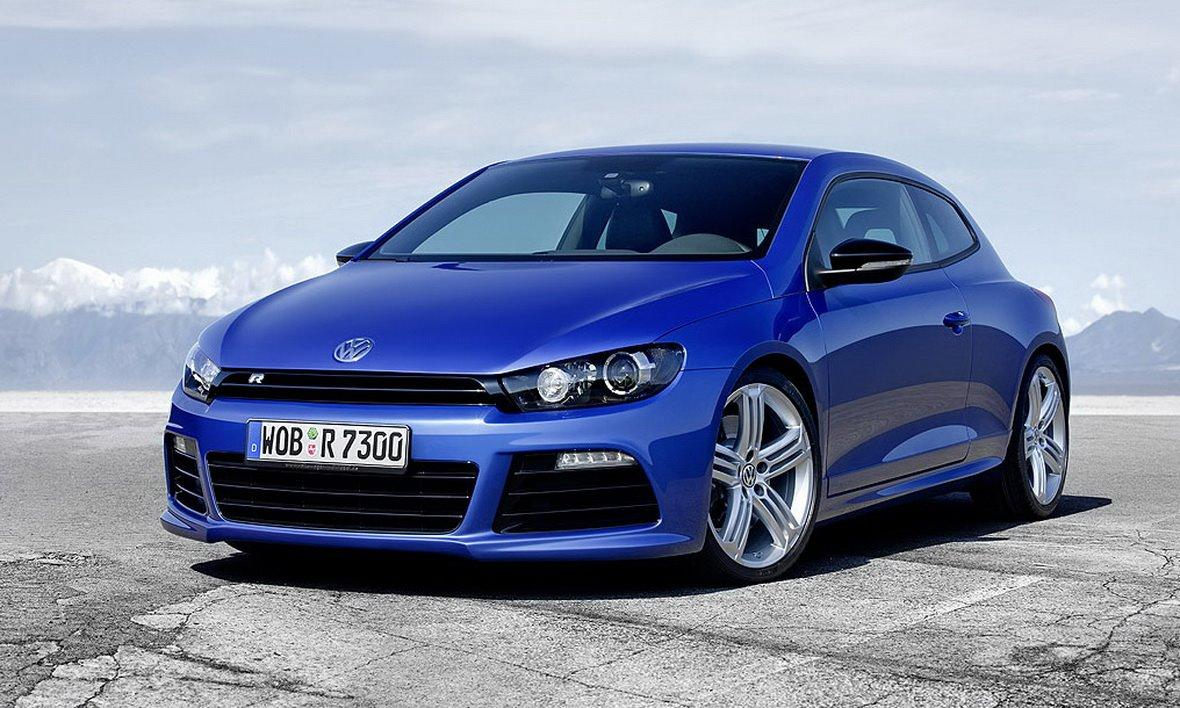 VW Scirocco photo 11