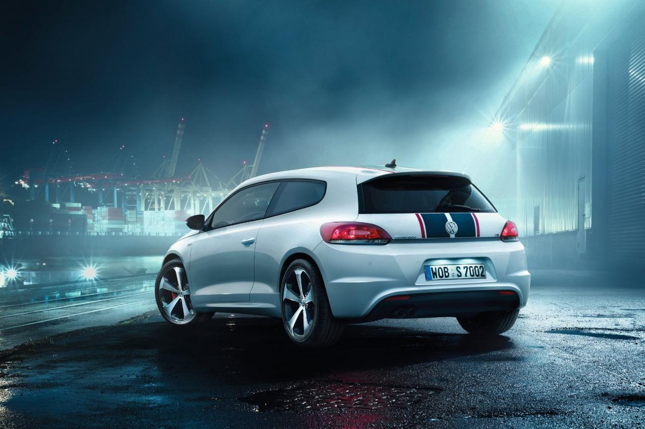 VW Scirocco GTS image #3