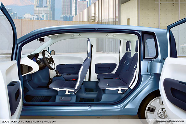VW Space Up! photo 08