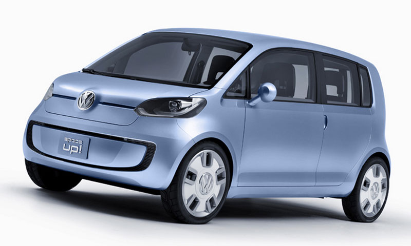 VW Space Up! photo 11
