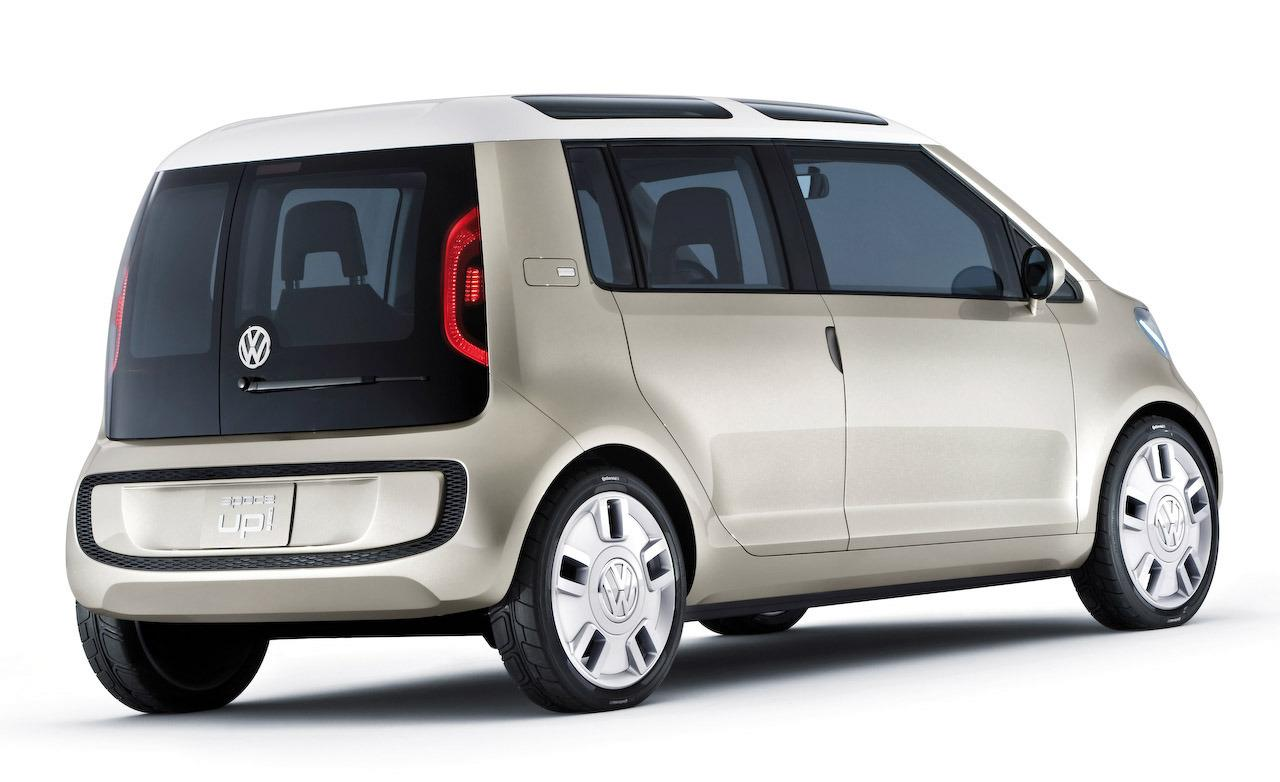 VW Space Up! photo 12