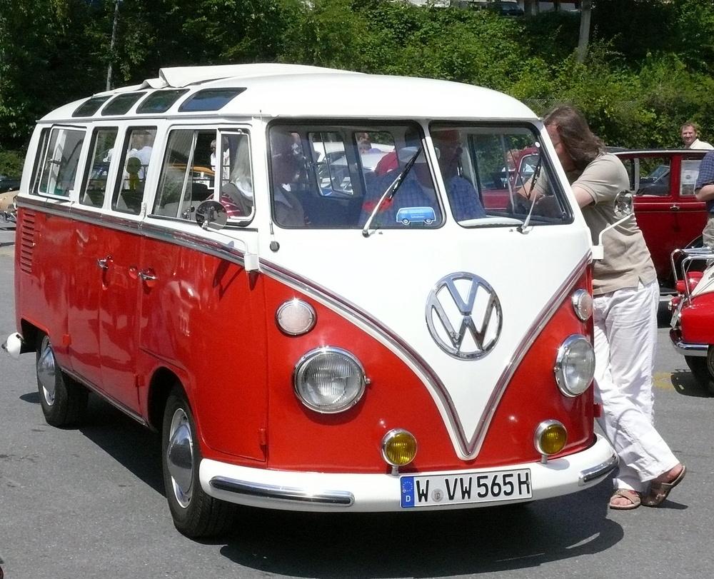 VW T1 technical details, history, photos on Better Parts LTD