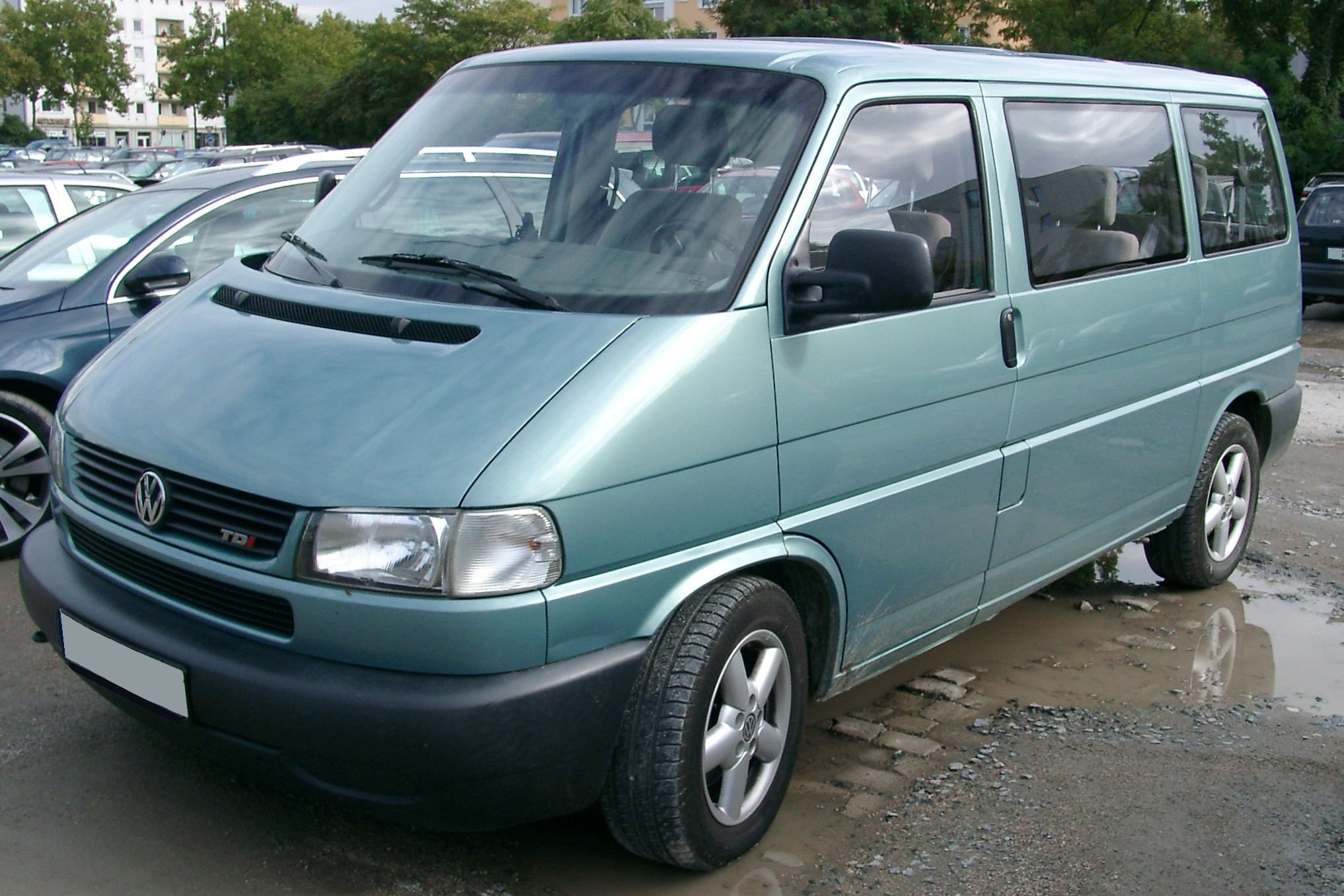vw t4 history photos on better parts ltd