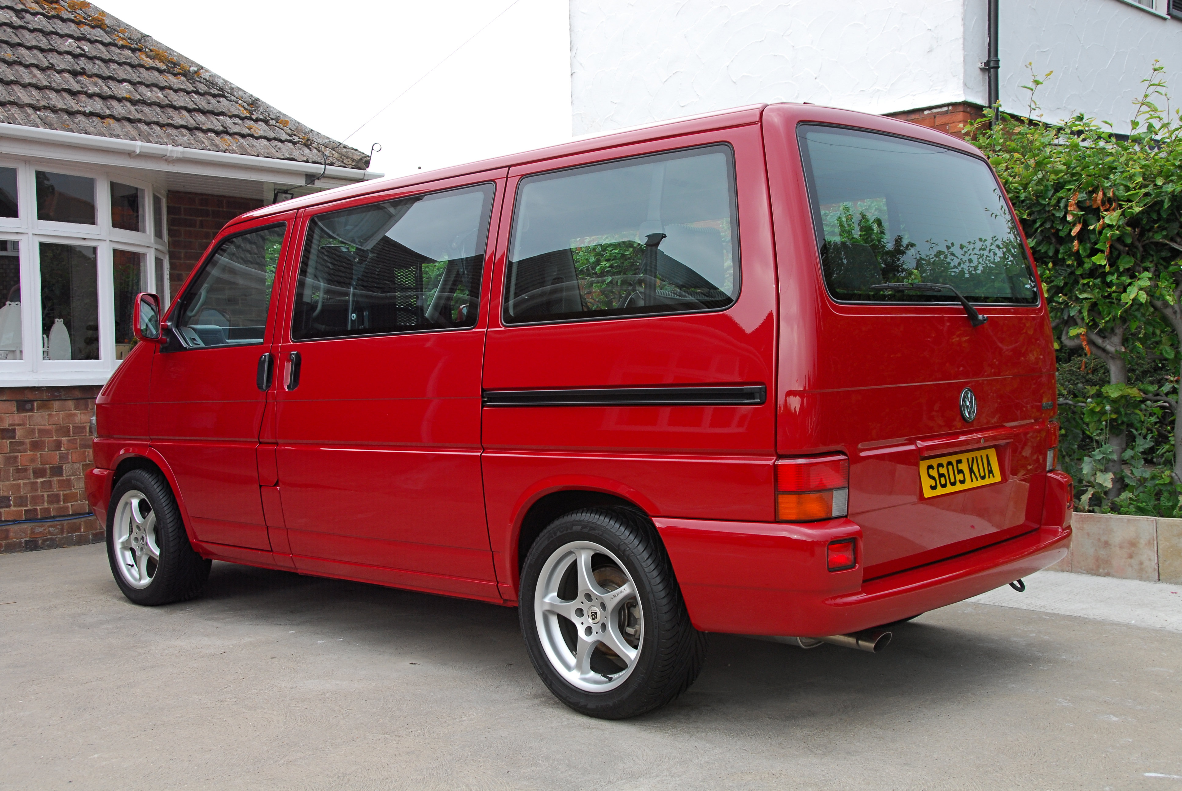 vw t4 caravelle technical details history photos on. Black Bedroom Furniture Sets. Home Design Ideas