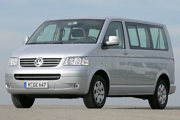 vw t5 caravelle technical details history photos on. Black Bedroom Furniture Sets. Home Design Ideas