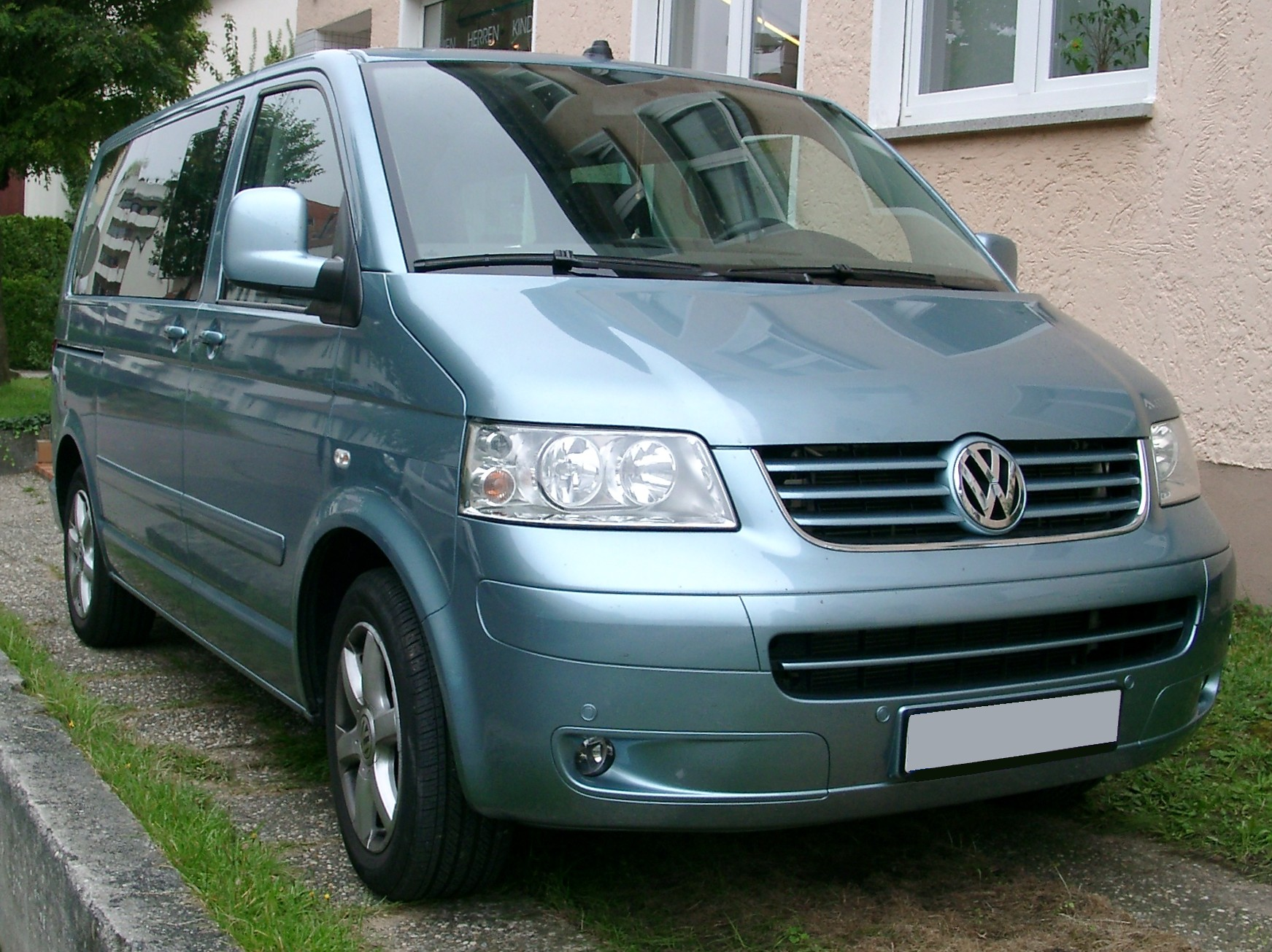 VW T5 Multivan photo 03