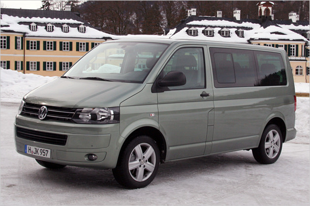 VW T5 Multivan photo 06