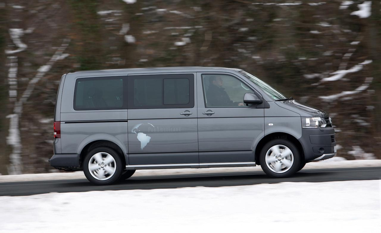 VW T5 Multivan photo 07