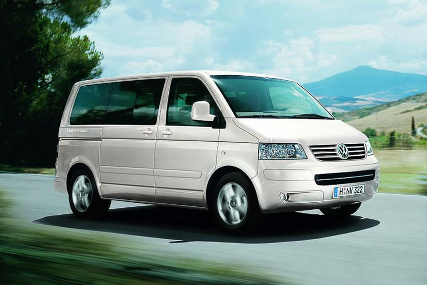 VW T5 Multivan photo 10
