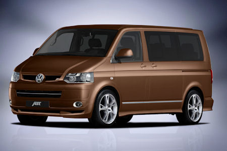 VW T5 Multivan photo 11