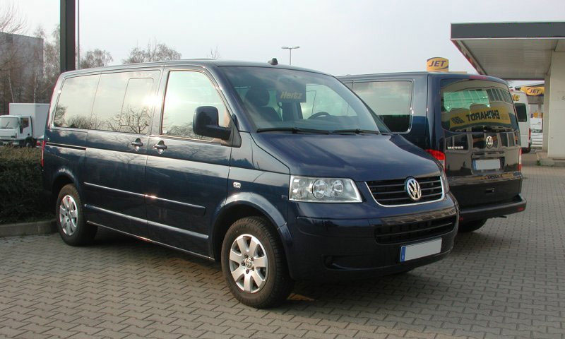 VW T5 Multivan photo 13
