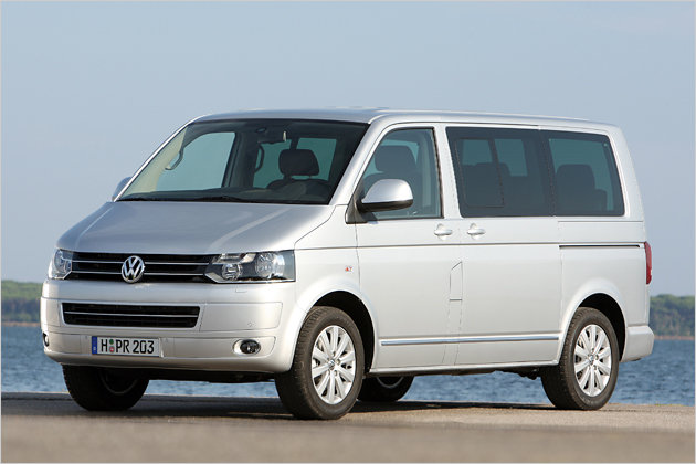 VW T5 Multivan photo 16