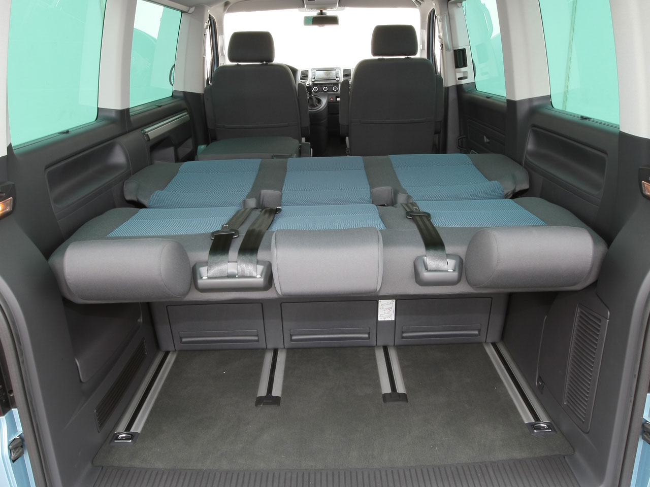 VW T5 Multivan photo 18