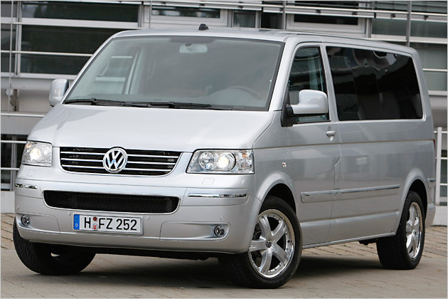 VW T5 Multivan photo 19