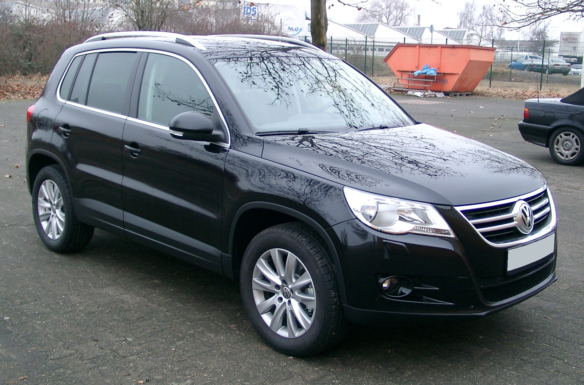 VW Tiguan photo 01
